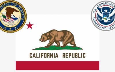 Landmark Legal Foundation Complaint: DOJ and DHS Must Investigate California's Fatally Flawed Vote