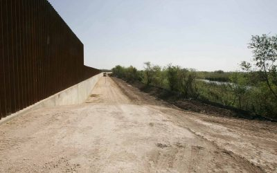 Landmark and Angel Families Ask Supreme Court to Uphold Emergency Border Barrier Construction
