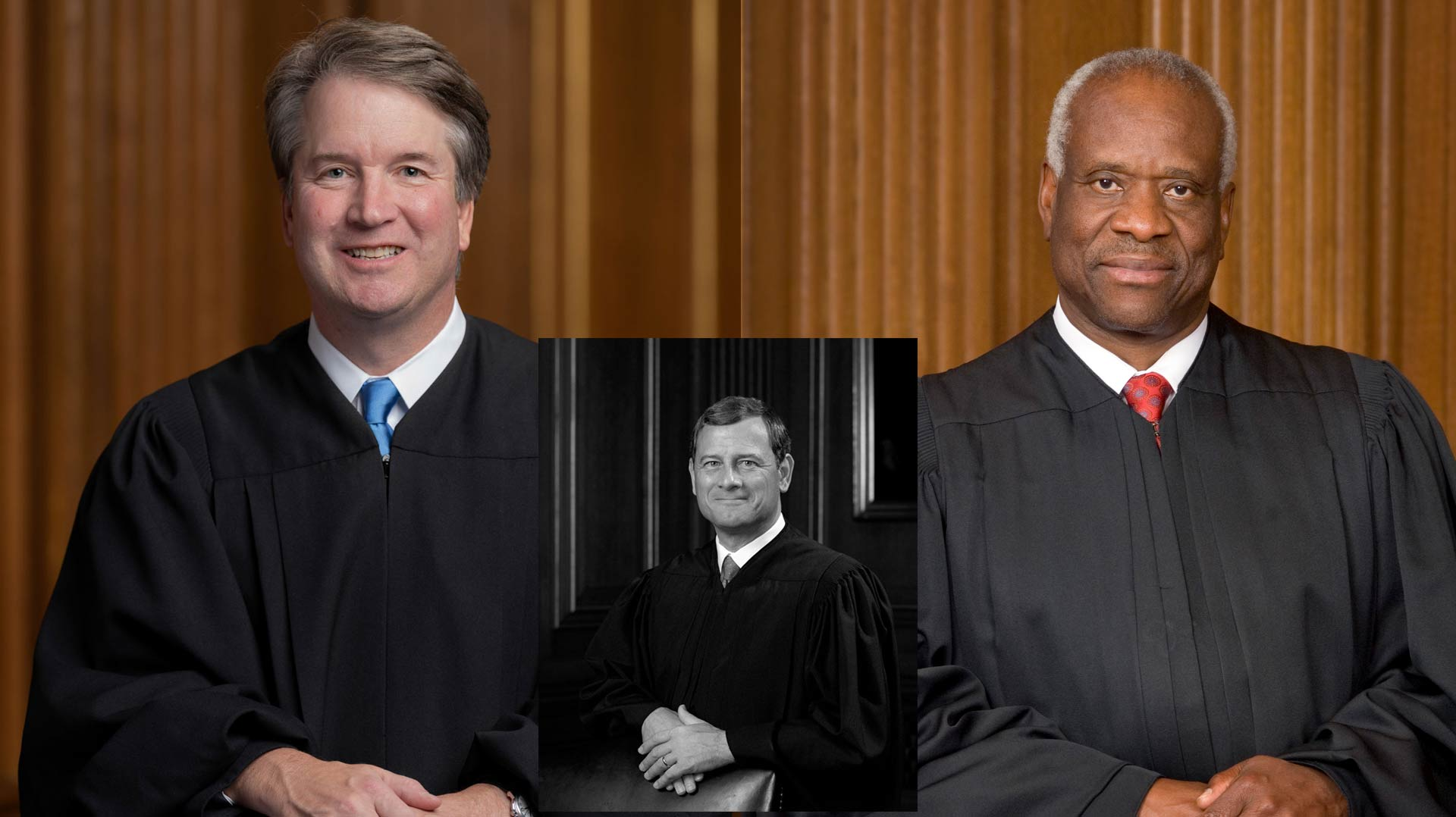 Opinion: Kavanaugh Should Stop Listening to Roberts and Start Listening to Thomas