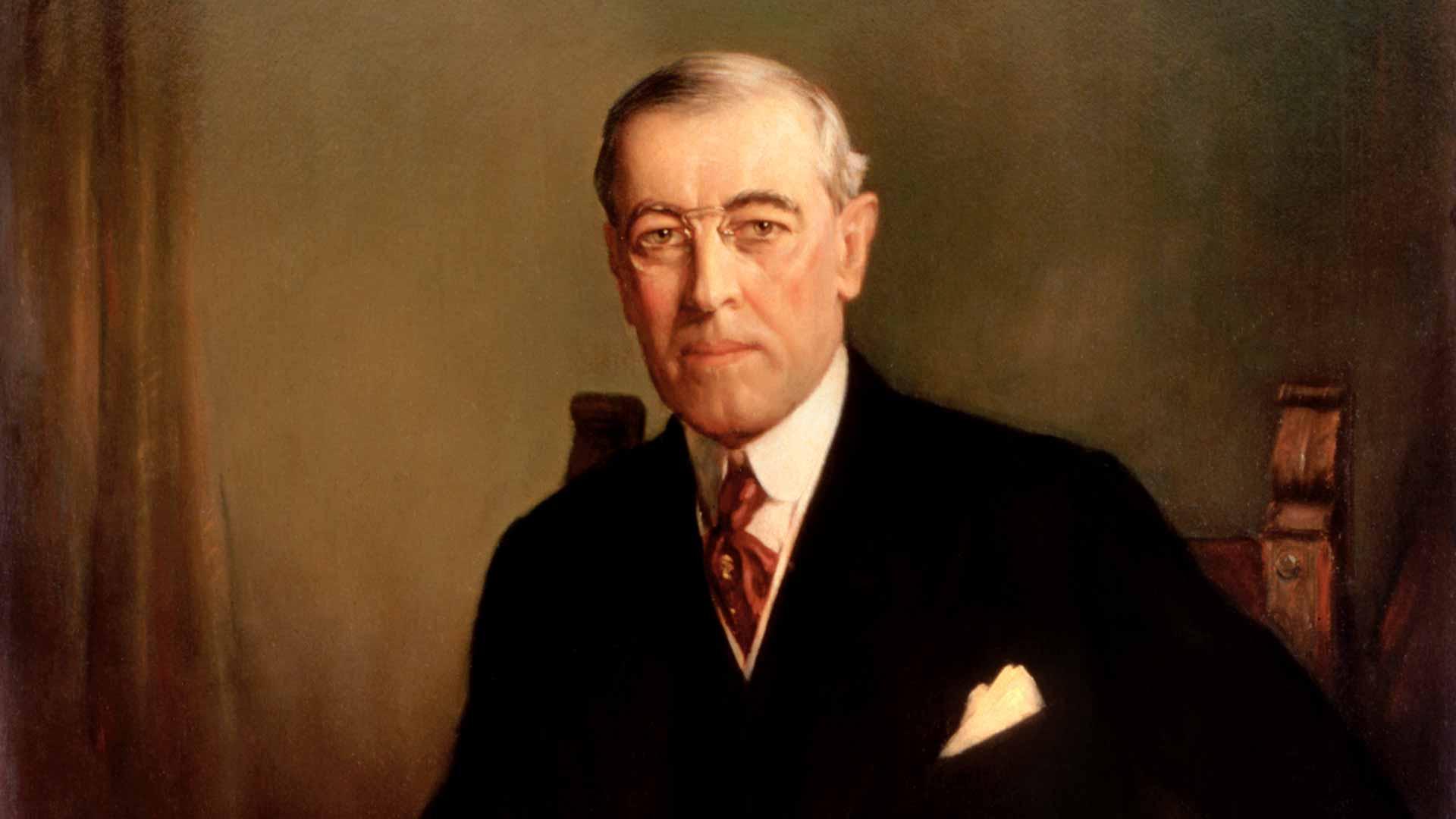 Progressive Hero Woodrow Wilson and Today's U.S. Supreme Court