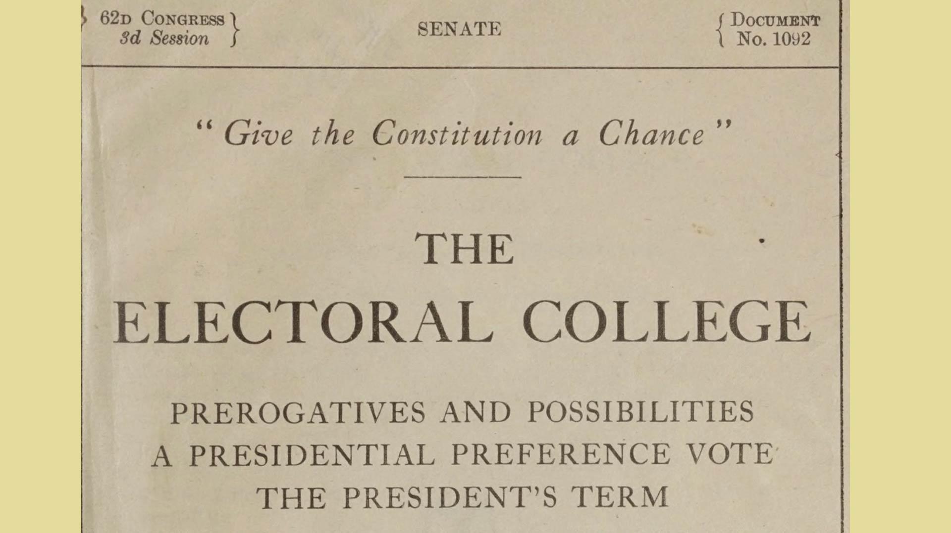 Understanding-The-Electoral-College