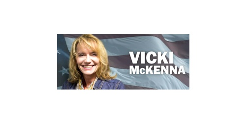 Upfront with Vicki McKenna